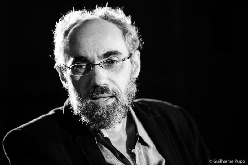 Carrascoza, écrivain brésilien