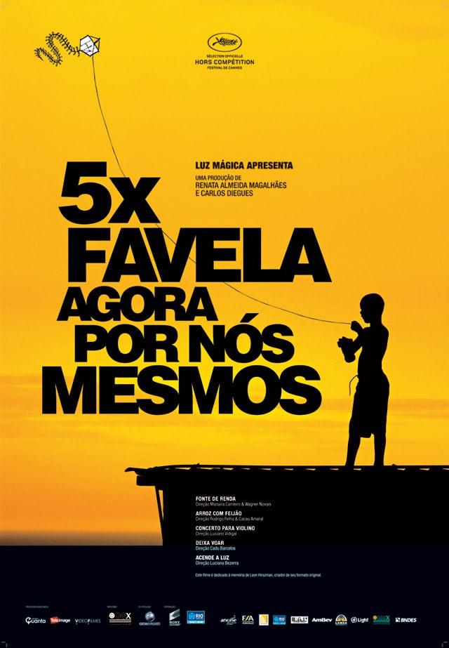 """5 courts métrages réalisés par des habitants de la favela. """"Maintenant, c'est nous qui le faisons"""""""