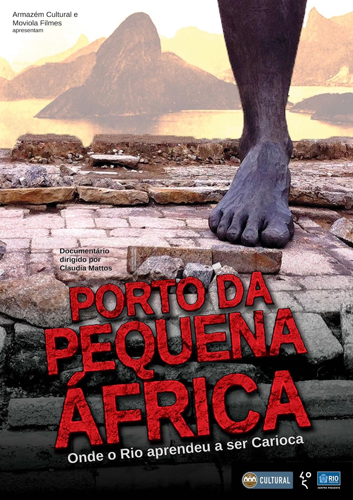 Porto da pequena africa