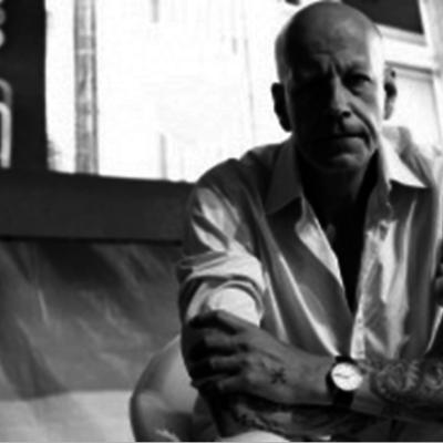Toni Marques, auteur brésilien favela