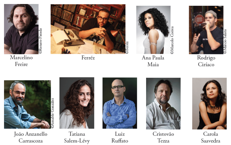 auteurs brésiliens SDL