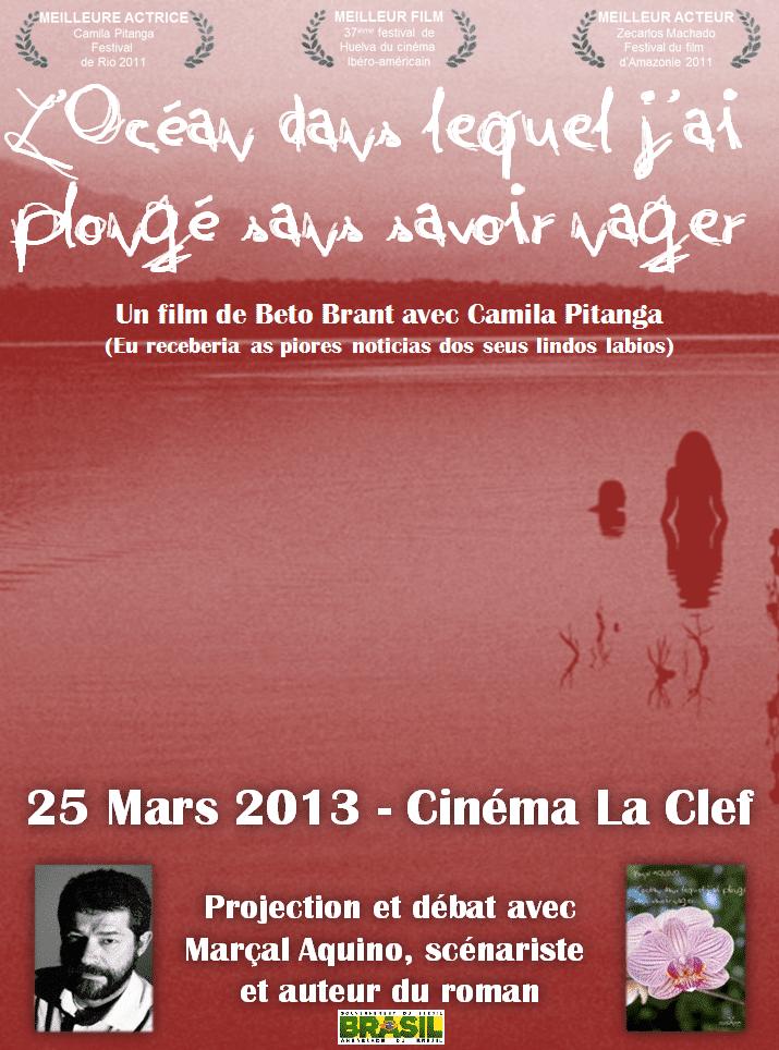 L'Ocean ... 25 mars 2013 Cinéma LaClef v2