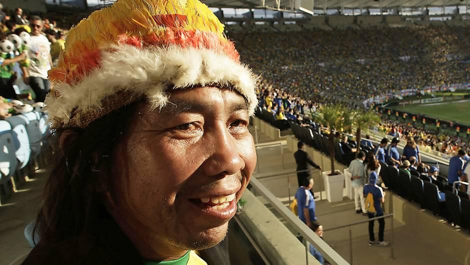 Documentaire sur le football et le Maracana sur Arte