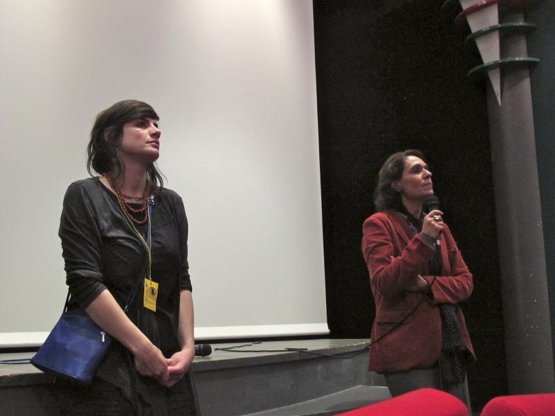 Laura Boniface et Marie-Pierre Brêtas