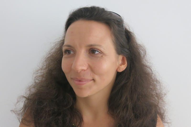 La journaliste Hélène Seingier