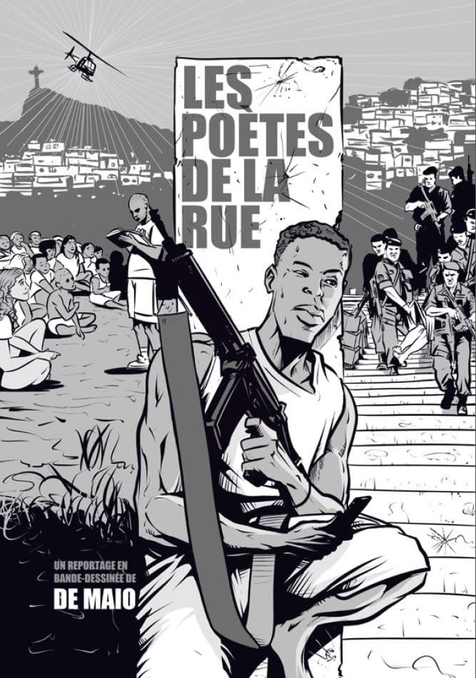 Anacaona_De maio_Les poètes de la rue