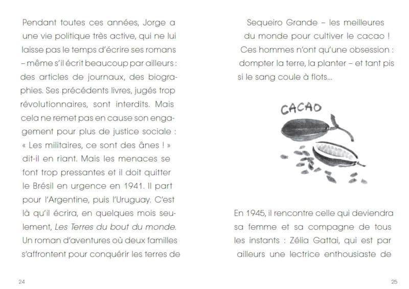 Cacao pour 2206