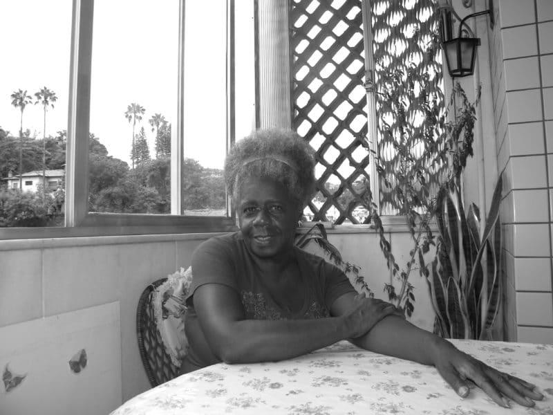 Conceição Evaristo, une des rares auteures Noires au Brésil réussissant à dépasser les barrières © N. Quirion.