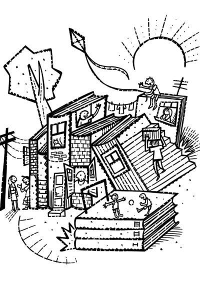 le libraire de la favela_Anacaona-Junior-