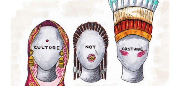 Appropriation culturelle ma culture n'est pas un déguisement