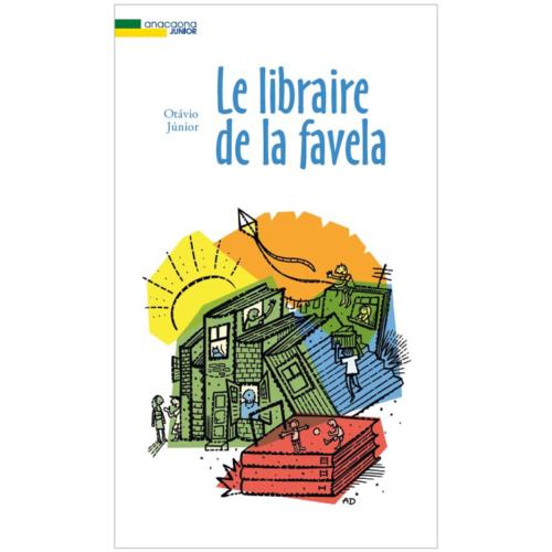 Libraire de la favela_Anacaona