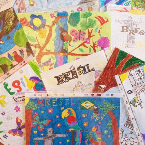Voyage autour du monde par la littérature : étape Brésil !