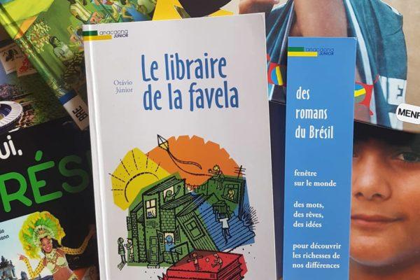 Libraire de la favela_ecole CM1