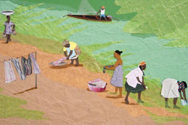 Tonton Couture, une histoire au bord du fleuve São Francisco, d'Eymard Toledo